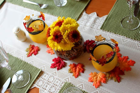 Fall decorations for your Albany apartment